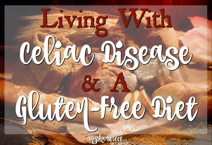 Living With Celiac Disease & A Gluten-Free Diet (INFOGRAPHIC)