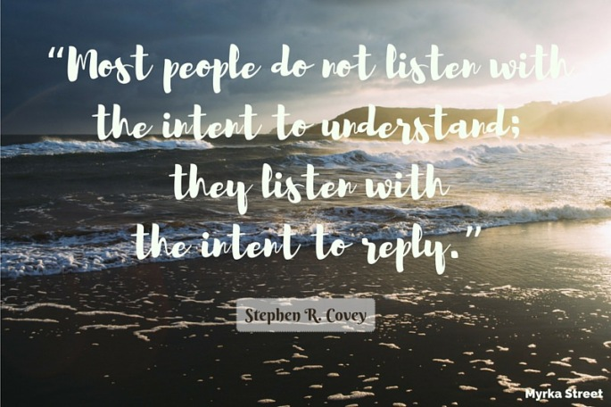 Stephen R. Covey quote
