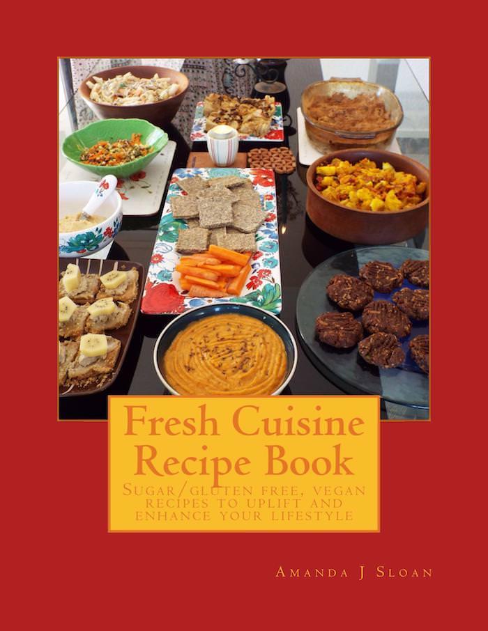 Fresh Cuisine Recipe Book